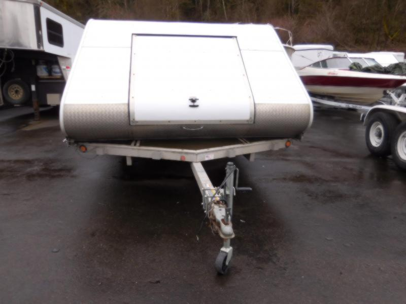 Used 2007 Triton Elite12V Snowmobile Trailer