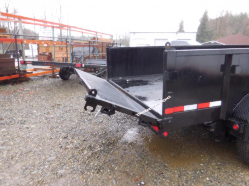 2019 Big Tex Trailers 14LX 7x14 14k Dump Trailer