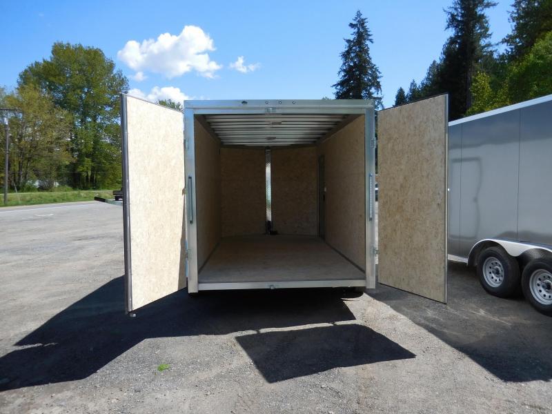 2019  EZ Hauler  7x14 All Aluminum Enclosed Cargo Trailer