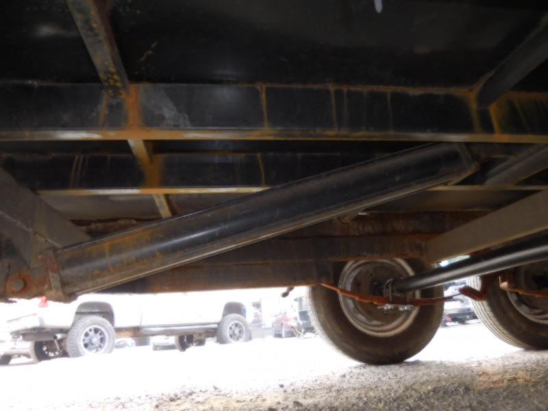 Used 2006 Eagle 6x12 7k Dump Trailer with 4ft Sides