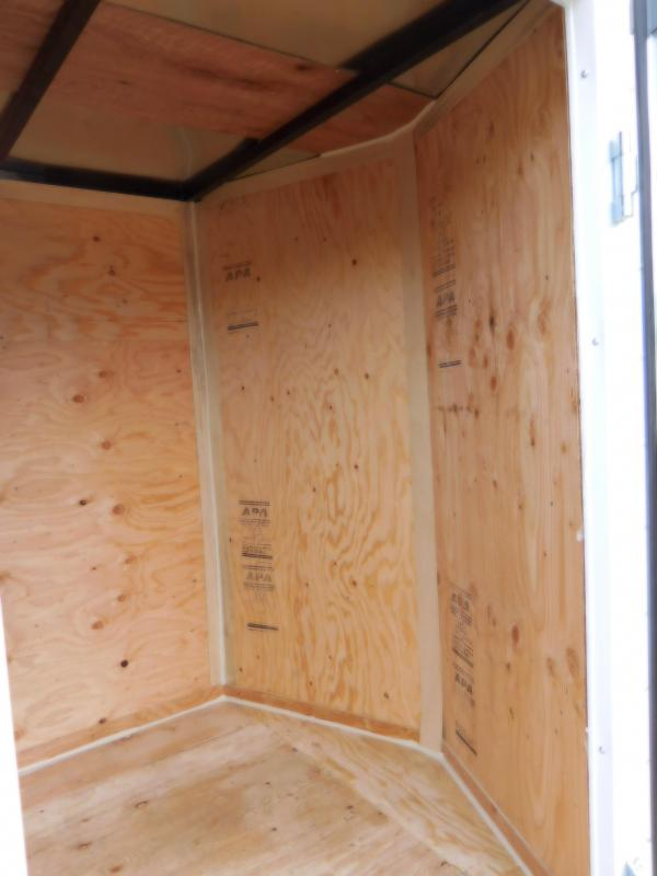 2019 Mirage Trailers 5x8 Enclosed Cargo Trailer