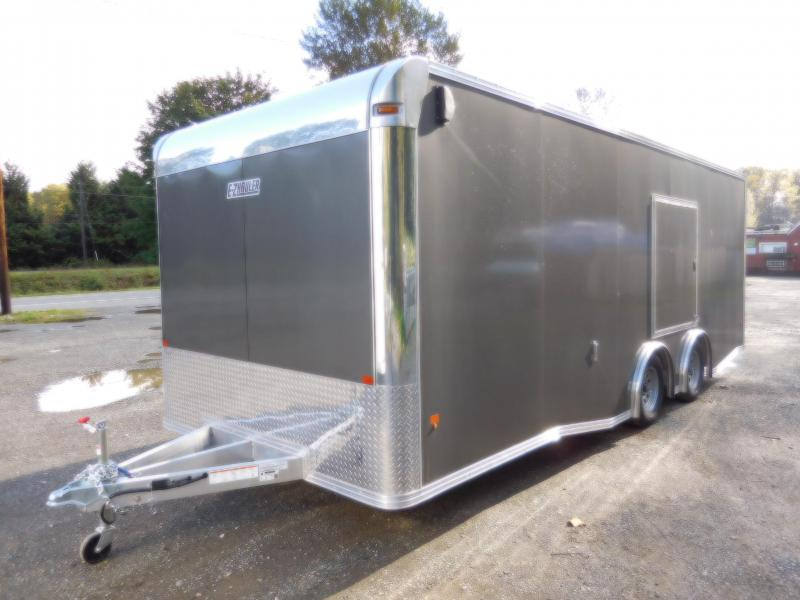 2019 EZ Hauler 8x22 Enclosed Car Hauler Cargo Trailer