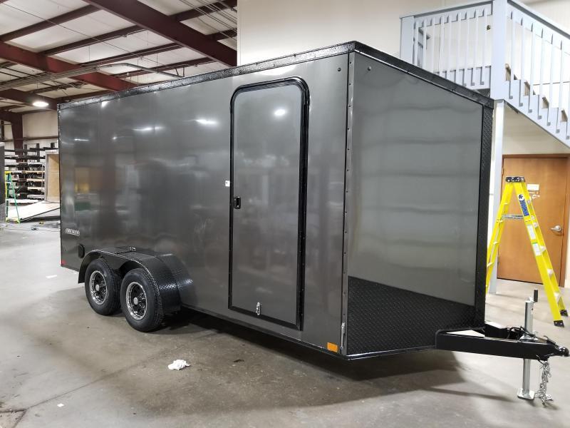 2018 Impact Trailers  Tremor Series ITT716TA Enclosed Cargo Trailer