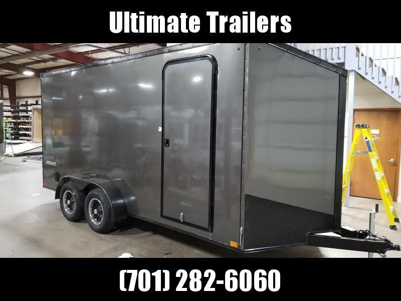 2019 Impact Trailers  Tremor Series ITT716TA Enclosed Cargo Trailer