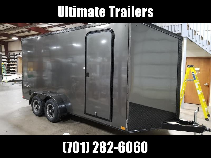 2020 Impact Trailers  Tremor Series ITT716TA Enclosed Cargo Trailer