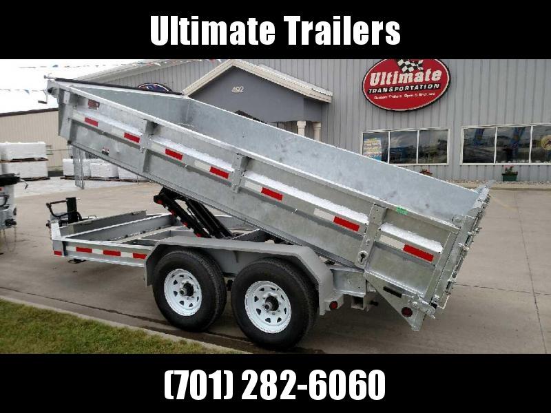 2020 ED - LDT142533349 Dump Trailer