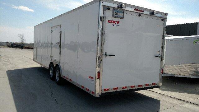 2013 United Trailers UXT8.528TA70 Car / Racing Trailer