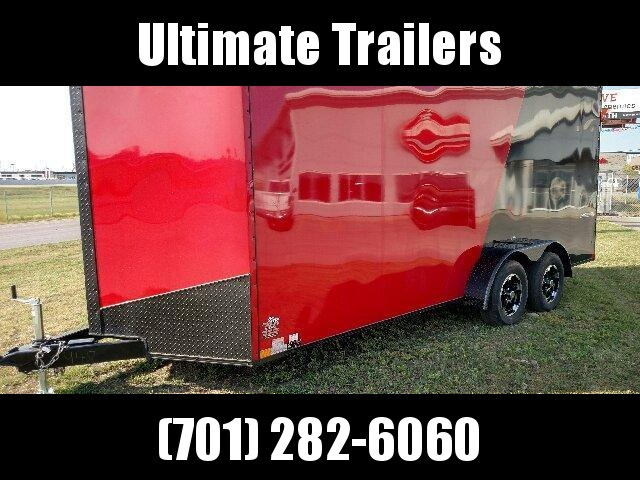 2019 Impact Trailers ITS718TA35-8.5-S Enclosed Cargo Trailer