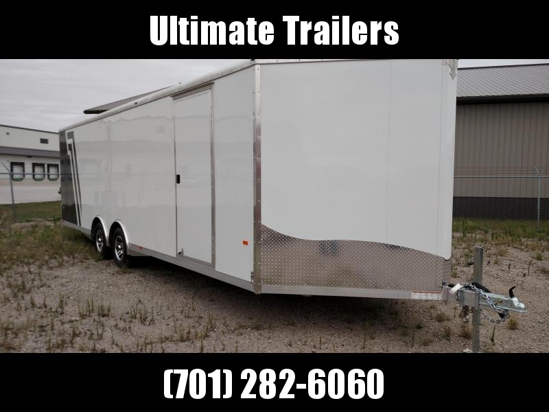 2019 NEO Trailers NCBS2685R6A Car / Racing Trailer