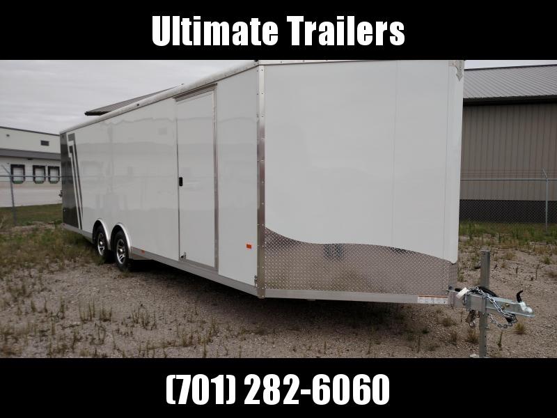 2019 NEO Trailers NCBS2685R6A Car / Racing Trailer
