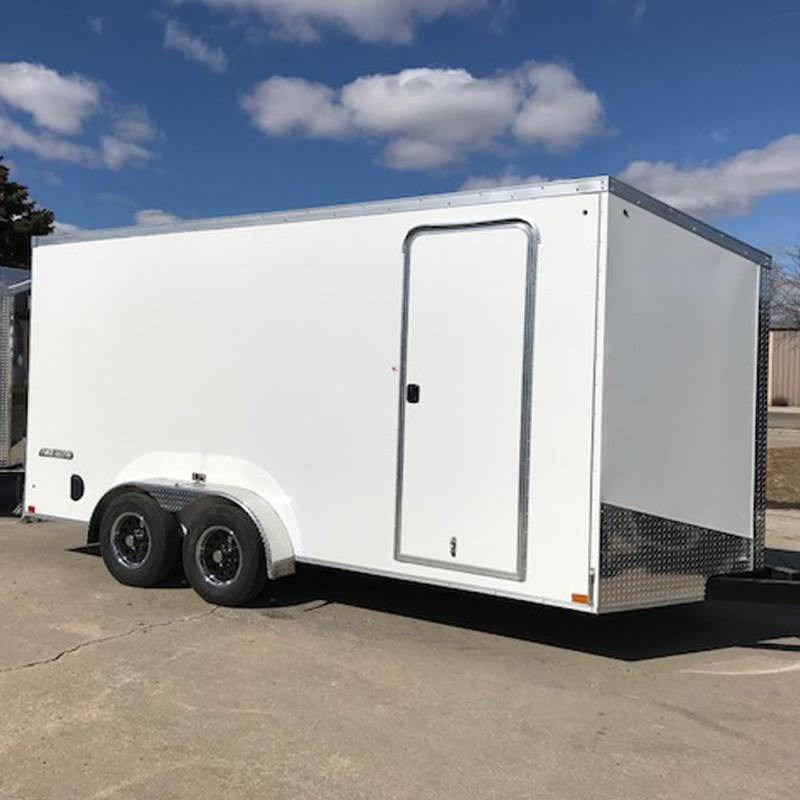 2018 Impact Trailers Tremor Series 7x14 Enclosed Cargo Trailer