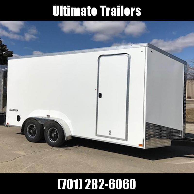 2019 Impact Trailers Tremor Series 7x14 Enclosed Cargo Trailer