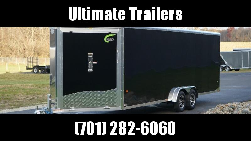 2019 NEO Trailers NASR Round Top All Sport Trailer