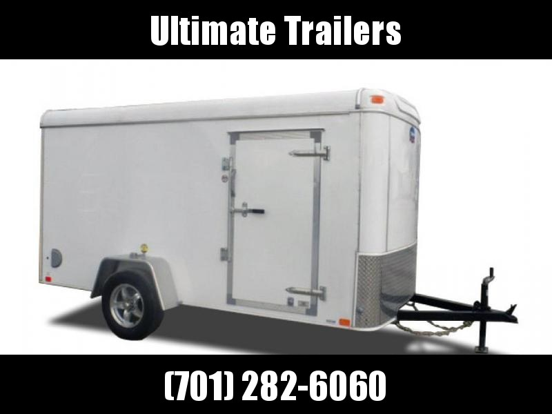 2020 United Trailers U Series Enclosed Cargo Trailer