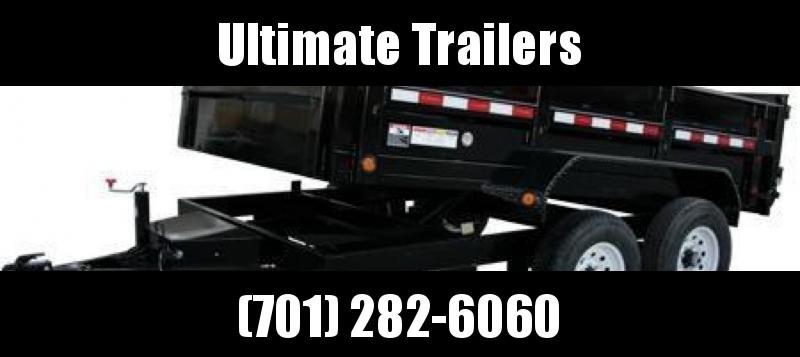 "2018 PJ Trailers D7 Series 83"" x 14' Dump Trailers"