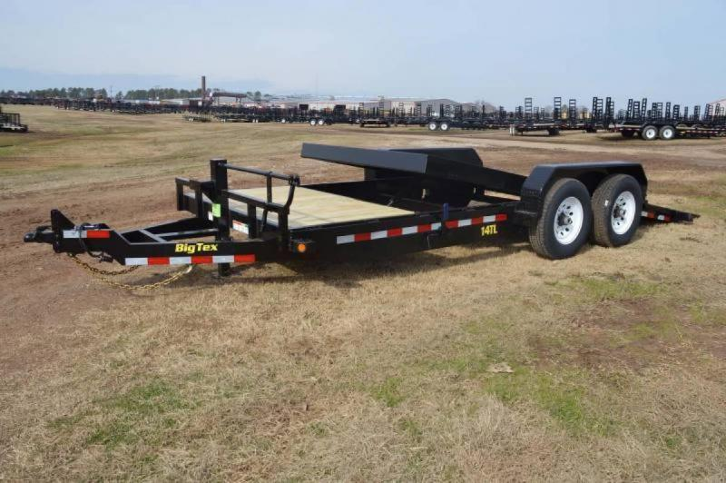 2016 Big Tex Trailers 20FT Heavy Duty Tilt Bed
