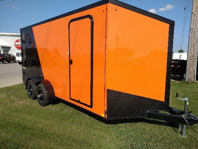 2019 Impact Trailers ITS716TA35-8.5-S Enclosed Cargo Trailer