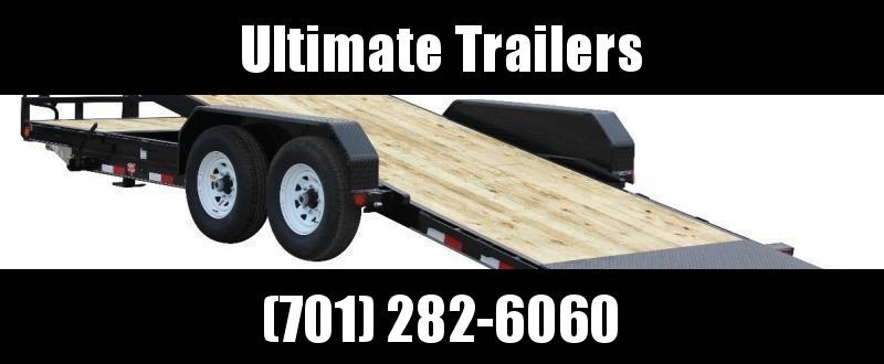 2019 PJ Trailers T6 22'Equipment Trailer