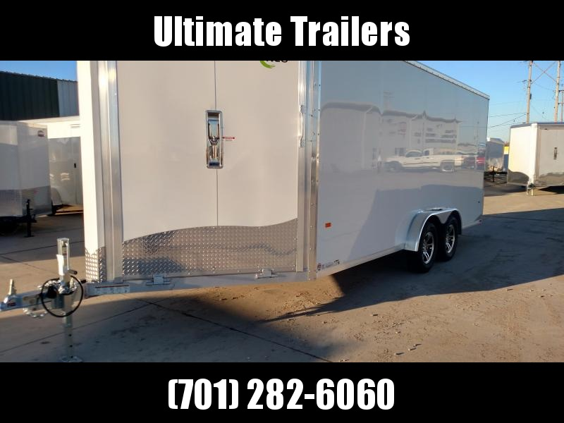 2019 NEO Trailers NAS2275TF12 Snowmobile Trailer