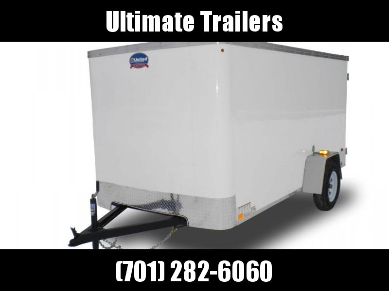 2019 United Trailers XLE Series Enclosed Cargo Trailer