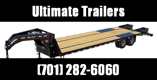 2020 PJ Trailers LD Series Low-Pro Flatdeck with Duals