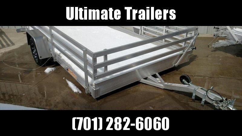 2019 Bear Track Products BTU82144 Utility Trailer