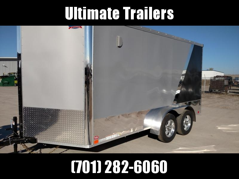 2019 United Trailers XLMTV714TA35-8.5-S Motorcycle Trailer