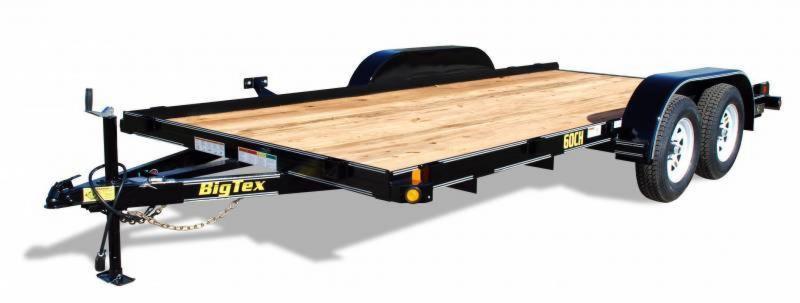 2019 Big Tex Trailers 16' Tandem Axle Car Hauler