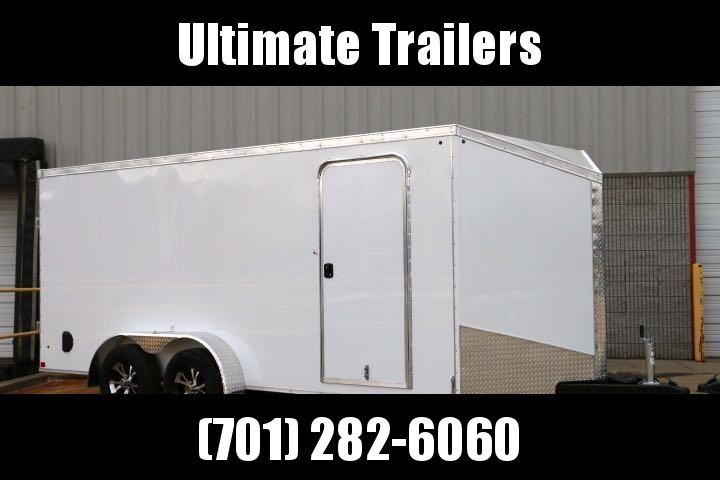 2019 Impact Trailers 7X16 Impact Shockwave Series Enclosed Cargo Trailer