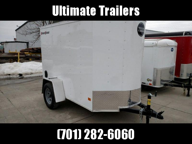 2019 Wells Cargo FT58S2 Enclosed Cargo Trailer