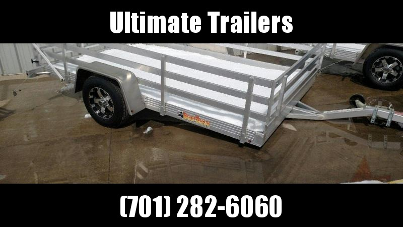 2019 Bear Track Products BTU82120 Utility Trailer