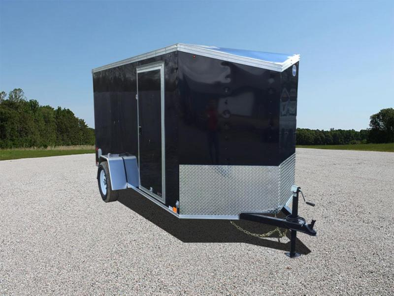 2019 United Trailers XLV Series Enclosed Cargo Trailer