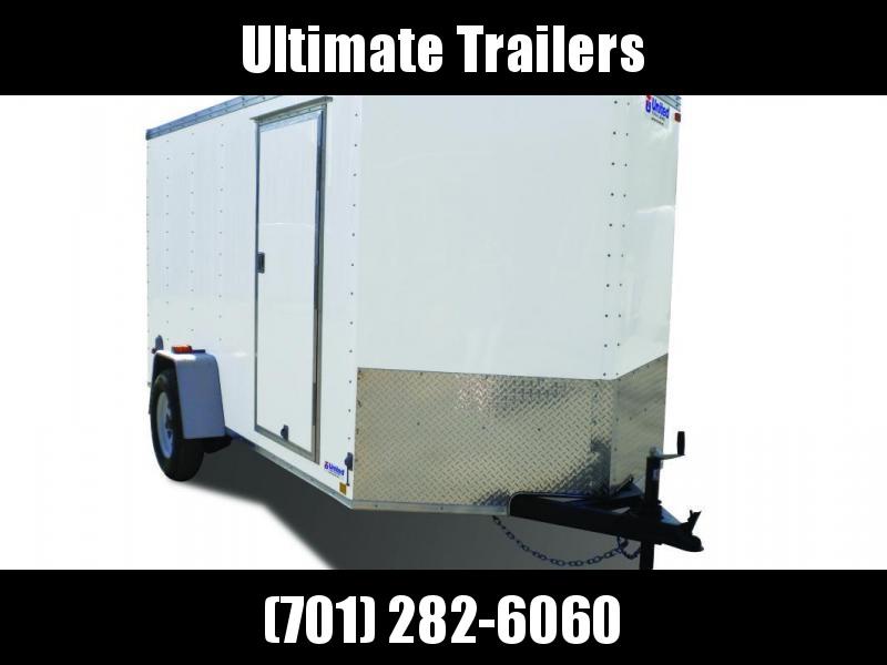 2020 United Trailers XLV Series Enclosed Cargo Trailer