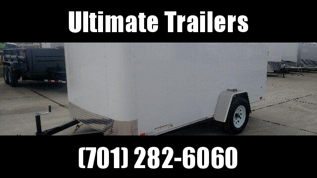2018 United Trailers XLE612SA30-S Enclosed Cargo Trailer