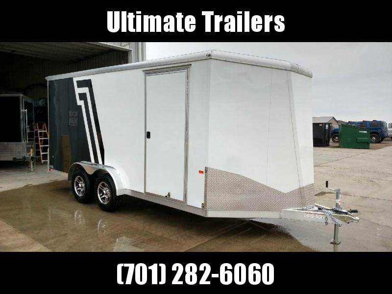 2019 NEO Trailers NHD1675TR12 Enclosed Cargo Trailer