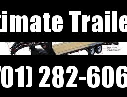 2020 PJ Trailers LS Series Low-Pro Flatdeck with Singles