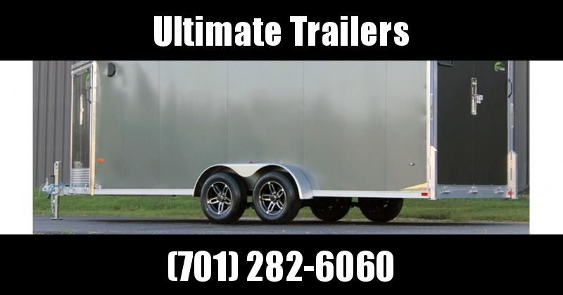 2019 NEO Trailers NASF Flat Top All Sport Trailer