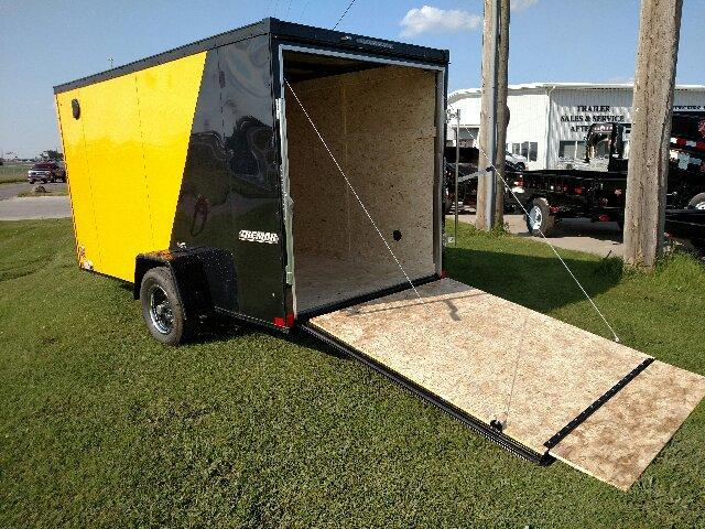 2019 Impact Trailers ITT612SA30 Enclosed Cargo Trailer
