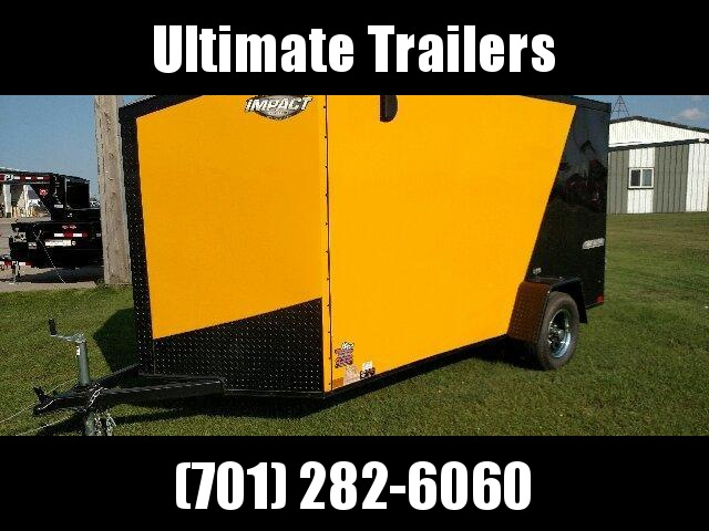 2020 Impact Trailers ITT612SA30 Enclosed Cargo Trailer