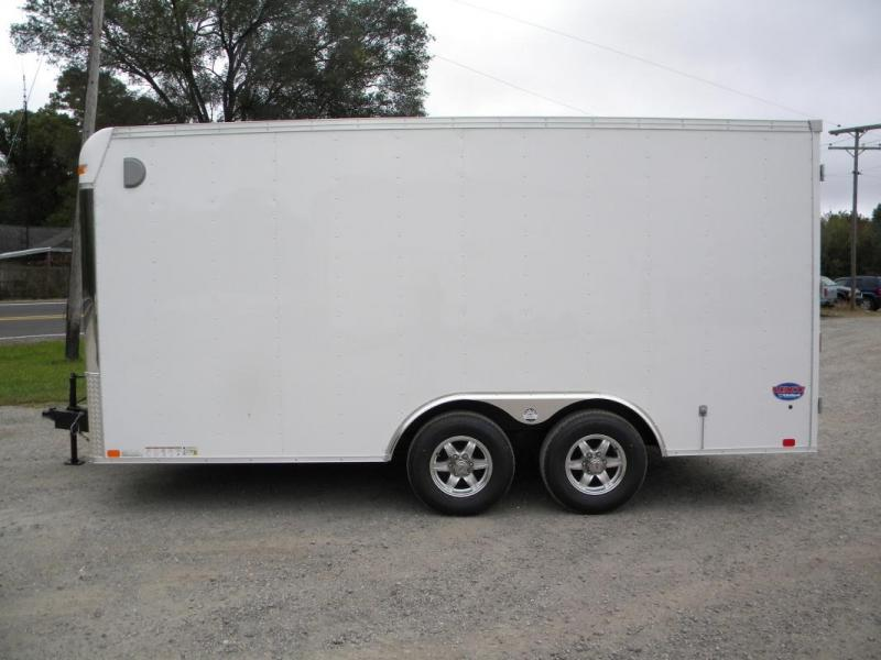 2019 United Trailers UXT Series Enclosed Cargo Trailer