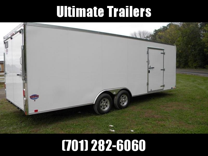 2020 United Trailers UXT Series Enclosed Cargo Trailer