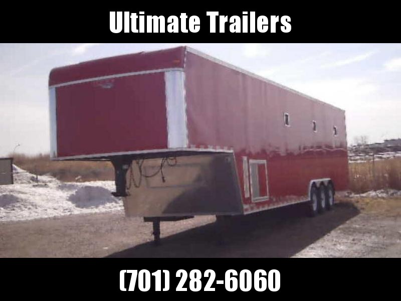 2020 United Trailers UXT Series Enclosed Cargo Trailer | ND