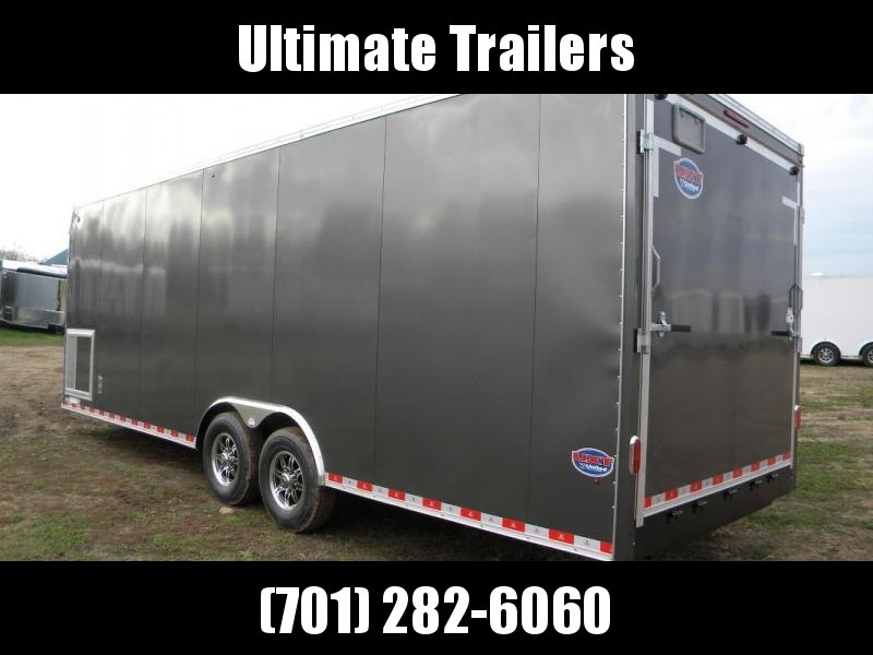 2020 United Trailers UXT Series Enclosed Cargo Trailer