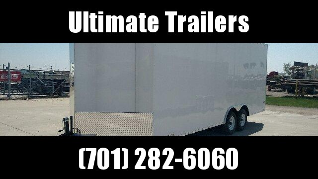 2019 United Trailers XLTV8.525TA50-S Car / Racing Trailer