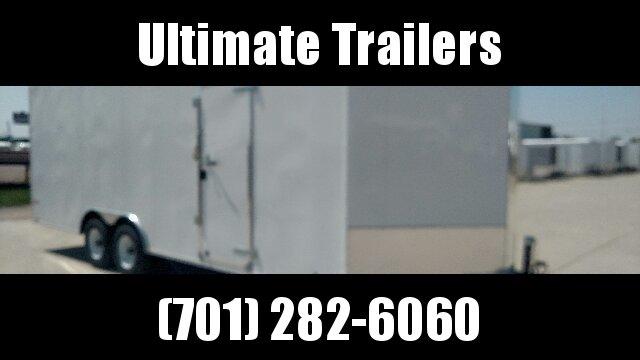 2019 United Trailers XLTV8.525TA50-S Car / Racing Trailer