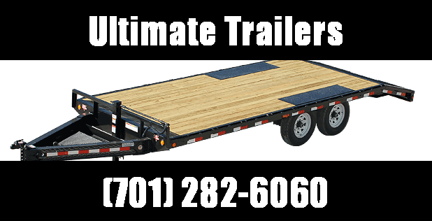 2018 PJ Trailers 8 I-Beam 20' Deckover (F8) Equipment Trailer