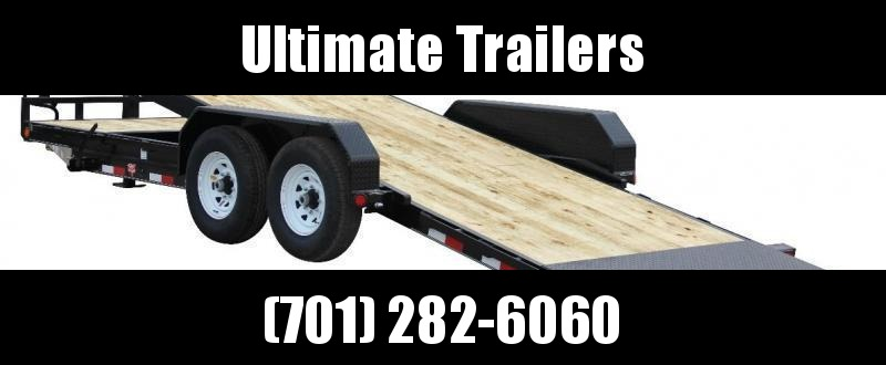 2019 PJ Trailers T6 20' Equipment Trailer