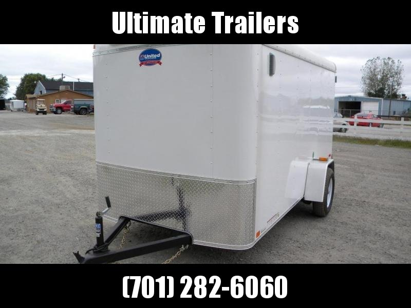 2020 United Trailers ULH Series Enclosed Cargo Trailer