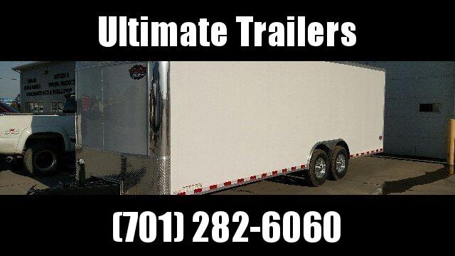 2019 United Trailers UXT8.520TA70 Enclosed Cargo Trailer