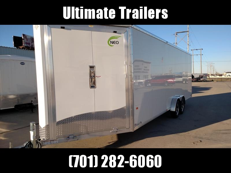 2019 NEO Trailers NAS2875TR12 Snowmobile Trailer